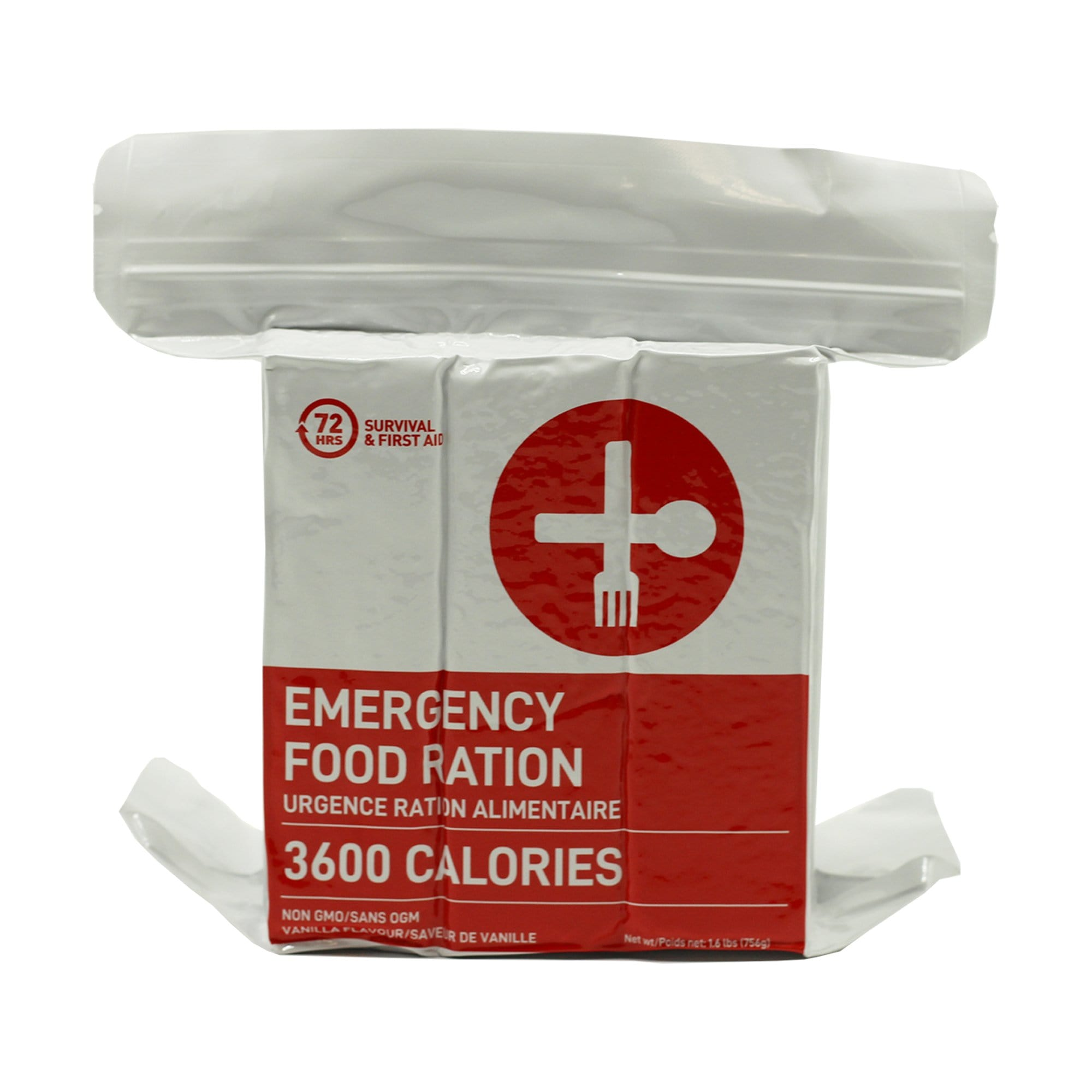 3600 Calorie 72HOURS Emergency Food Ration (NON-GMO)