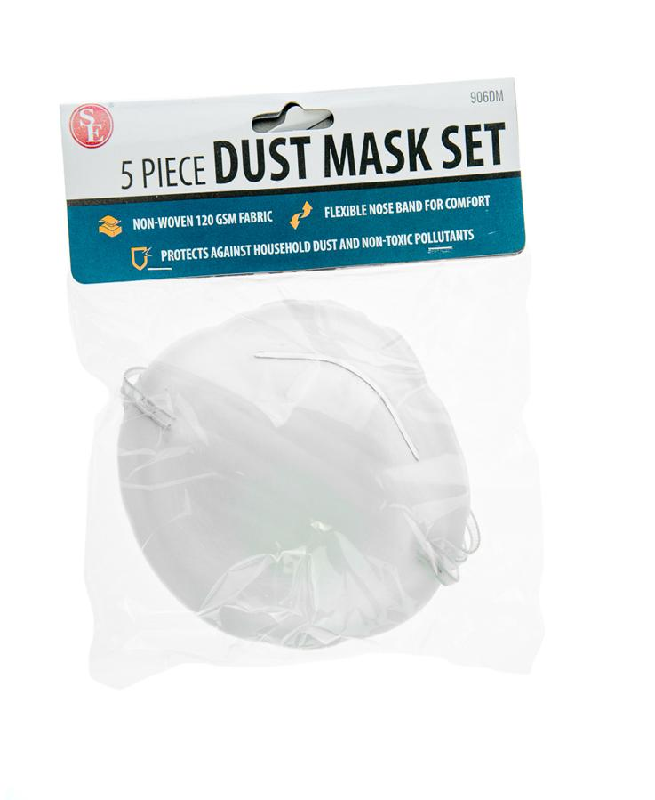 Dust Mask Pack of 5