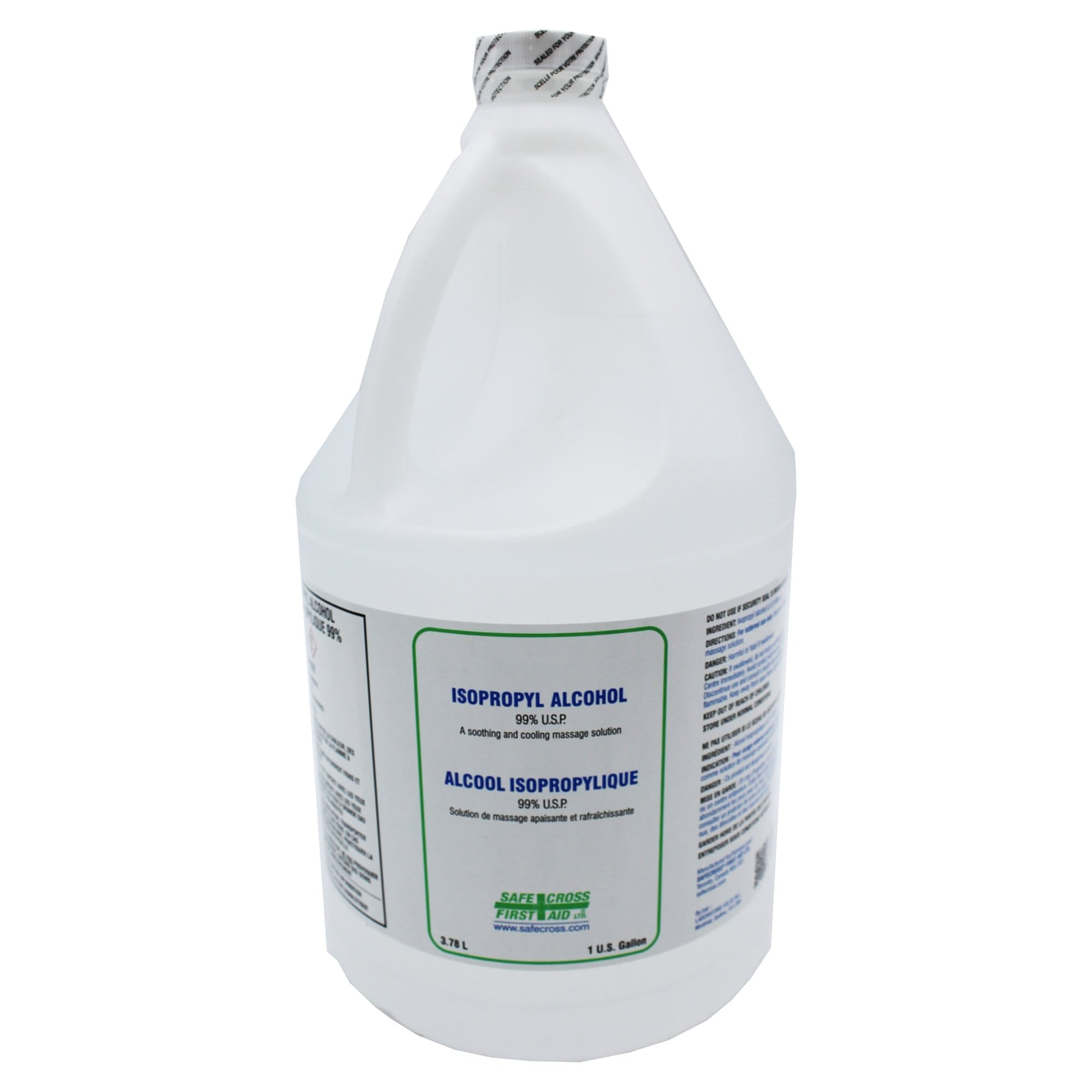 Isopropyl Alcohol 99% - 1 Gallon