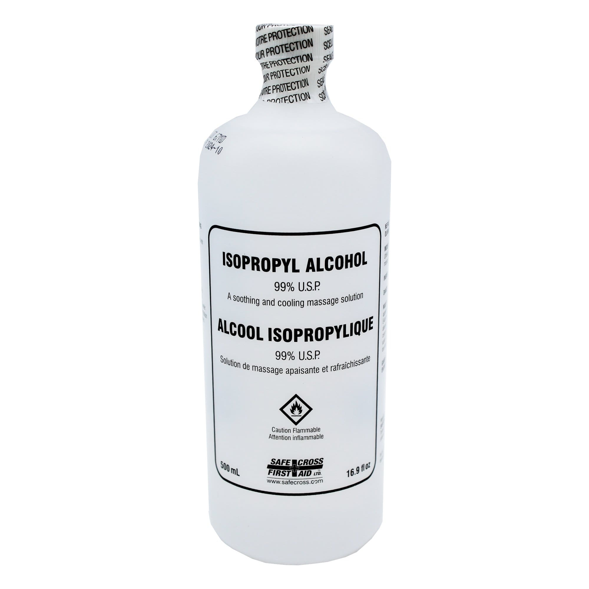 Isopropyl Alcohol 99% - 500 ml