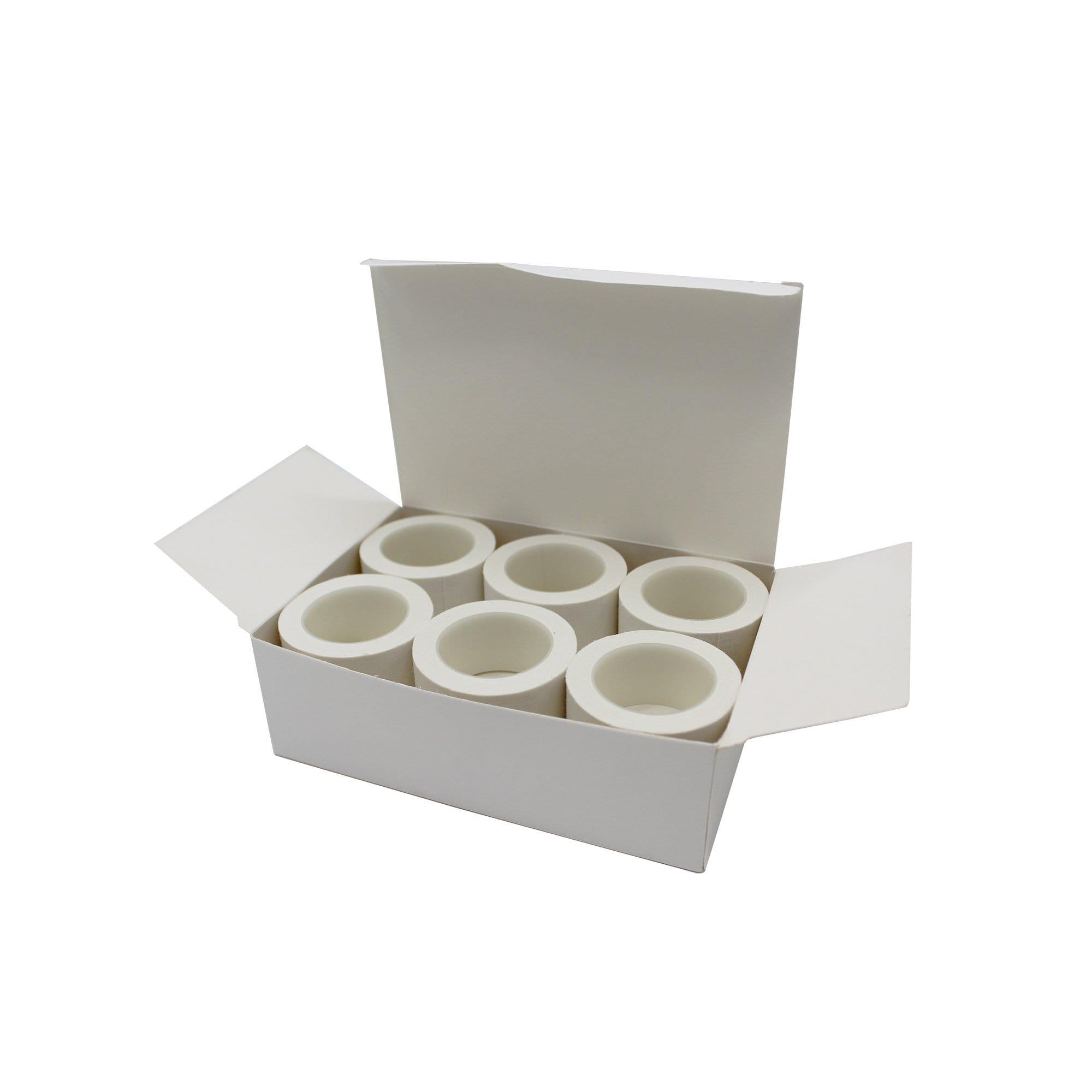 Adhesive Cotton Surgical Tape Roll 2.5cm x 4.5m - Ready First Aid - (Box of 12)