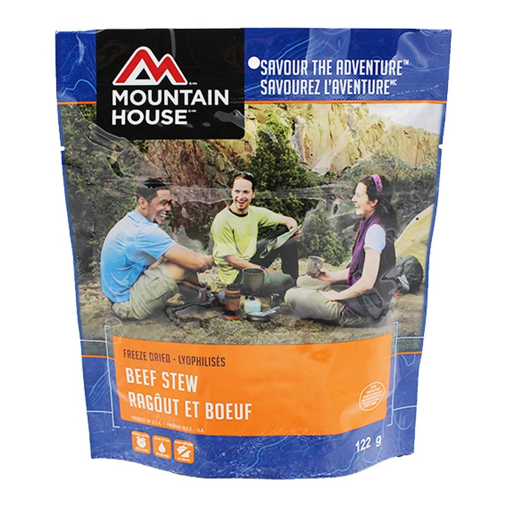 Beef Stew Pouch - Two Serving (Mountain House®)