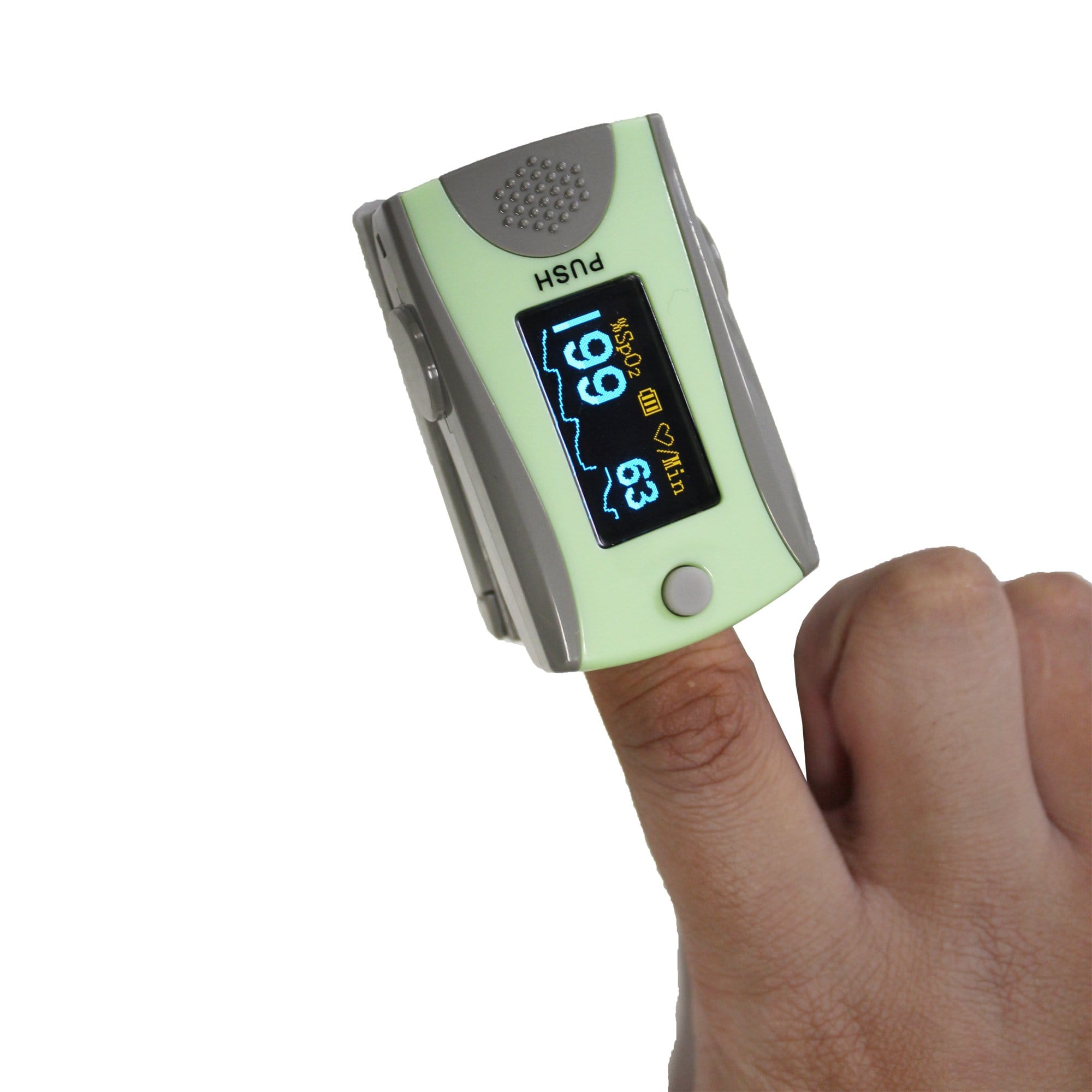 Biolight Fingertip Pulse Oximeter (Health Canada Approved)