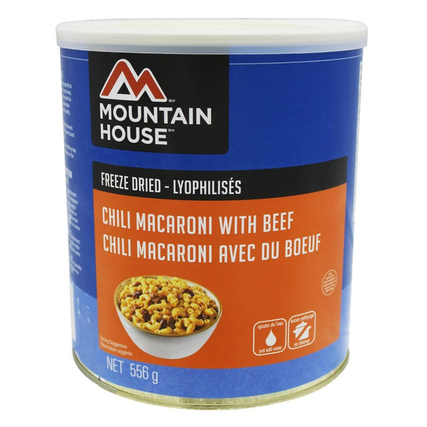 Chili Mac with Beef #10 Can (Mountain House®)