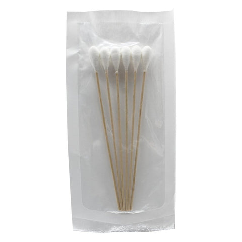 Cotton Tipped Applicators 15.25cm 6/pk