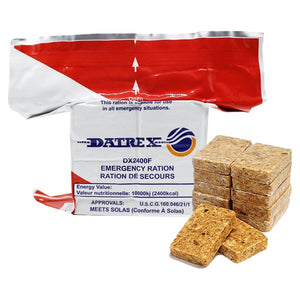 2400 Calorie Datrex Emergency Food Ration