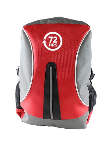 72HRS Deluxe Backpack