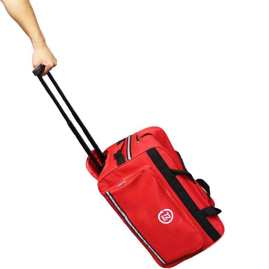 72HRS Duffle Bag with Wheels