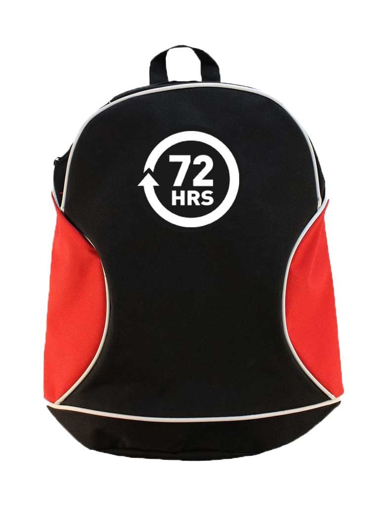 72HRS Essential Backpack