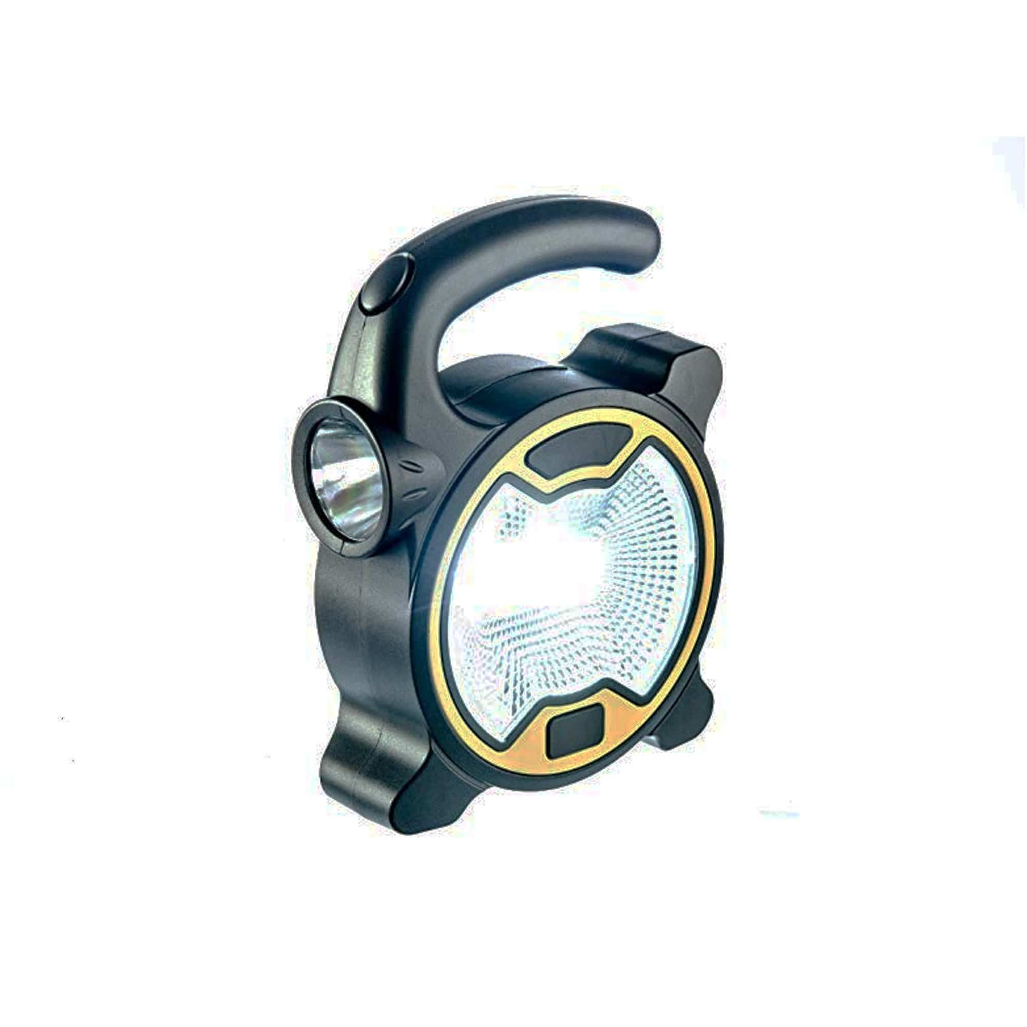 COB LED 2-1 Portable Work Light on