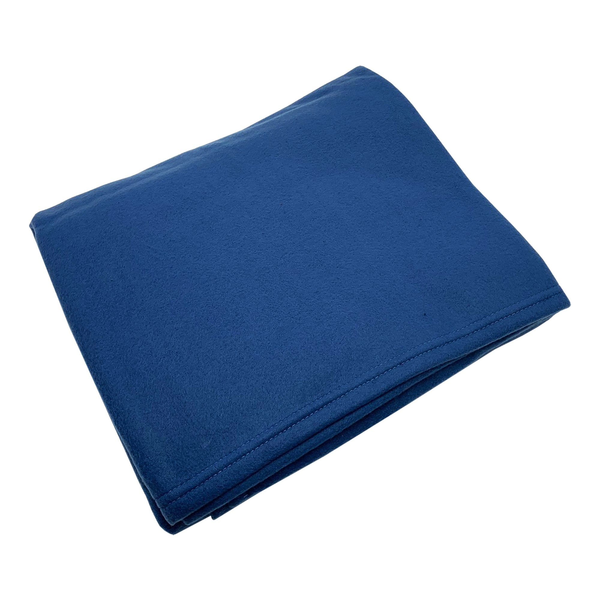 Blue Fleece Blanket