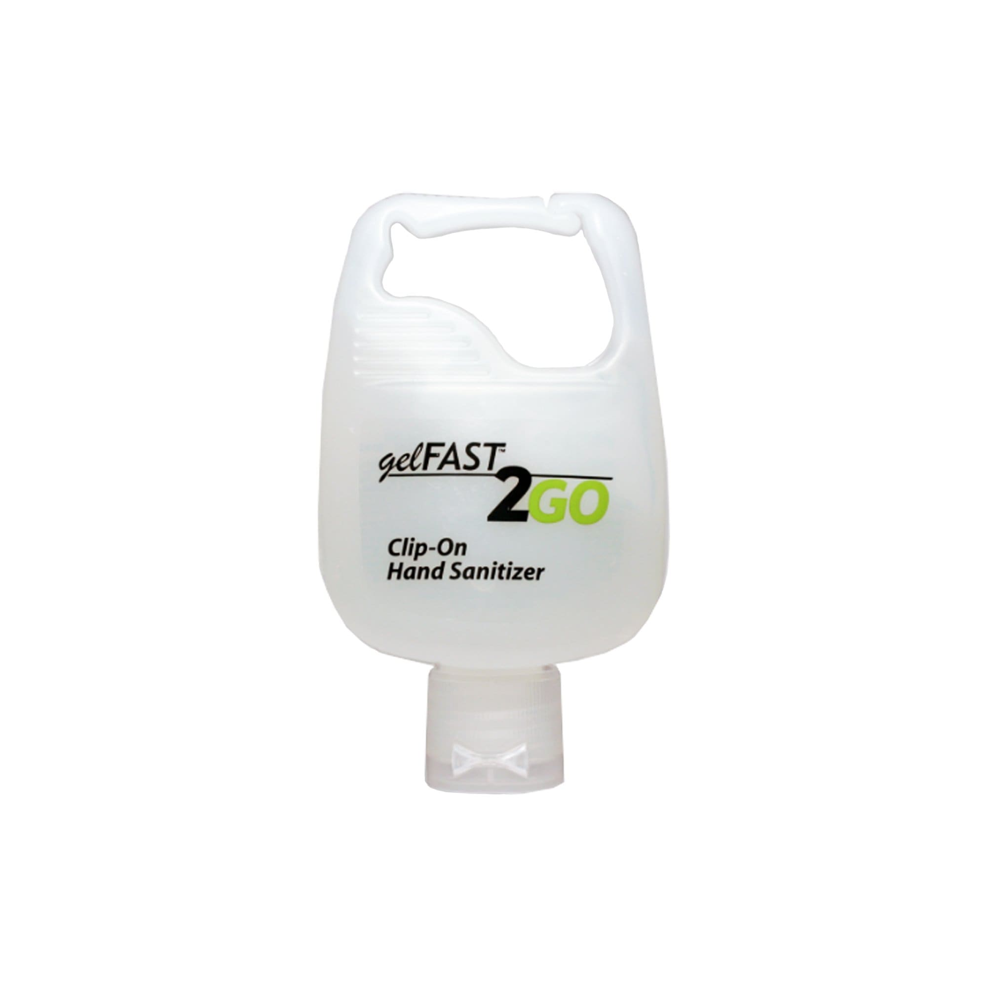 Hand Sanitizer, 50 ml, White - gelFAST 2GO
