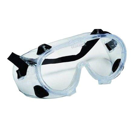 Lab Safety Goggles - Indirect Ventilation - Clear with Anti-Fog Lenses