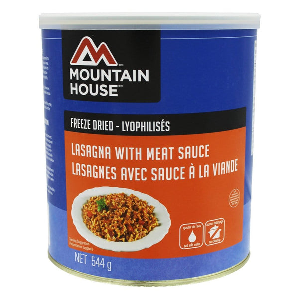 Lasagna with Meat Sauce #10 Can (Mountain House®)