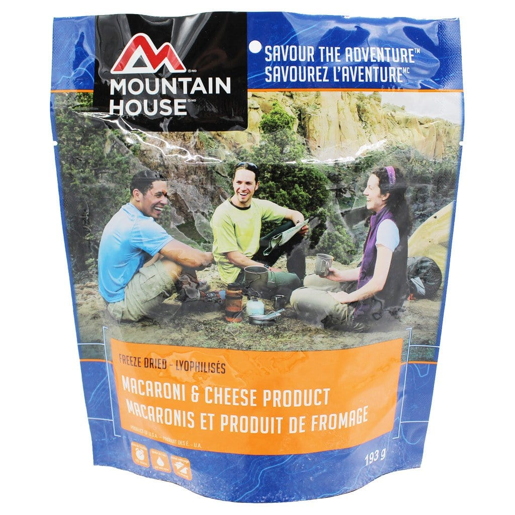 Mountain House Mac and Cheese Pouch