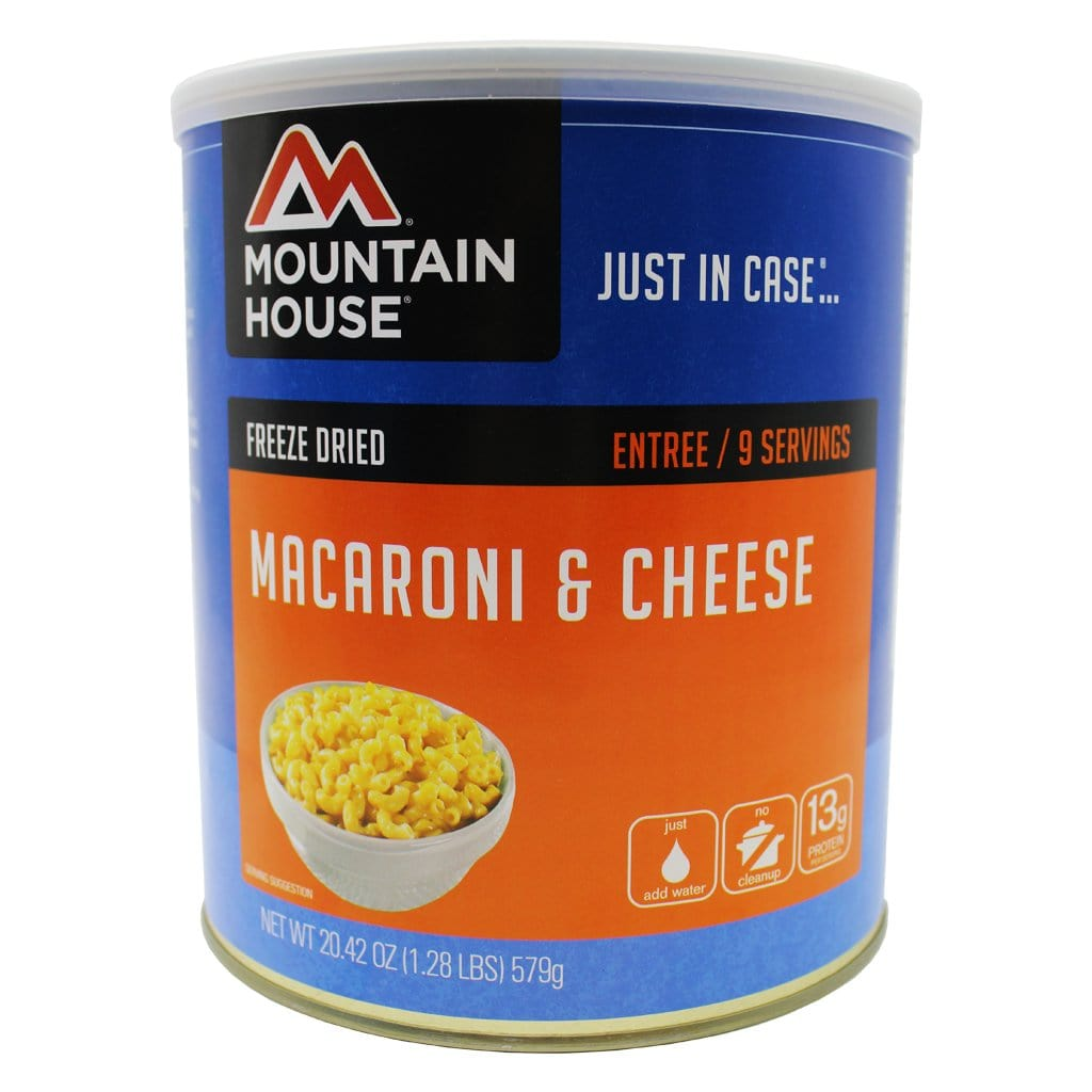 Mountain House Mac and Cheese #10 Can
