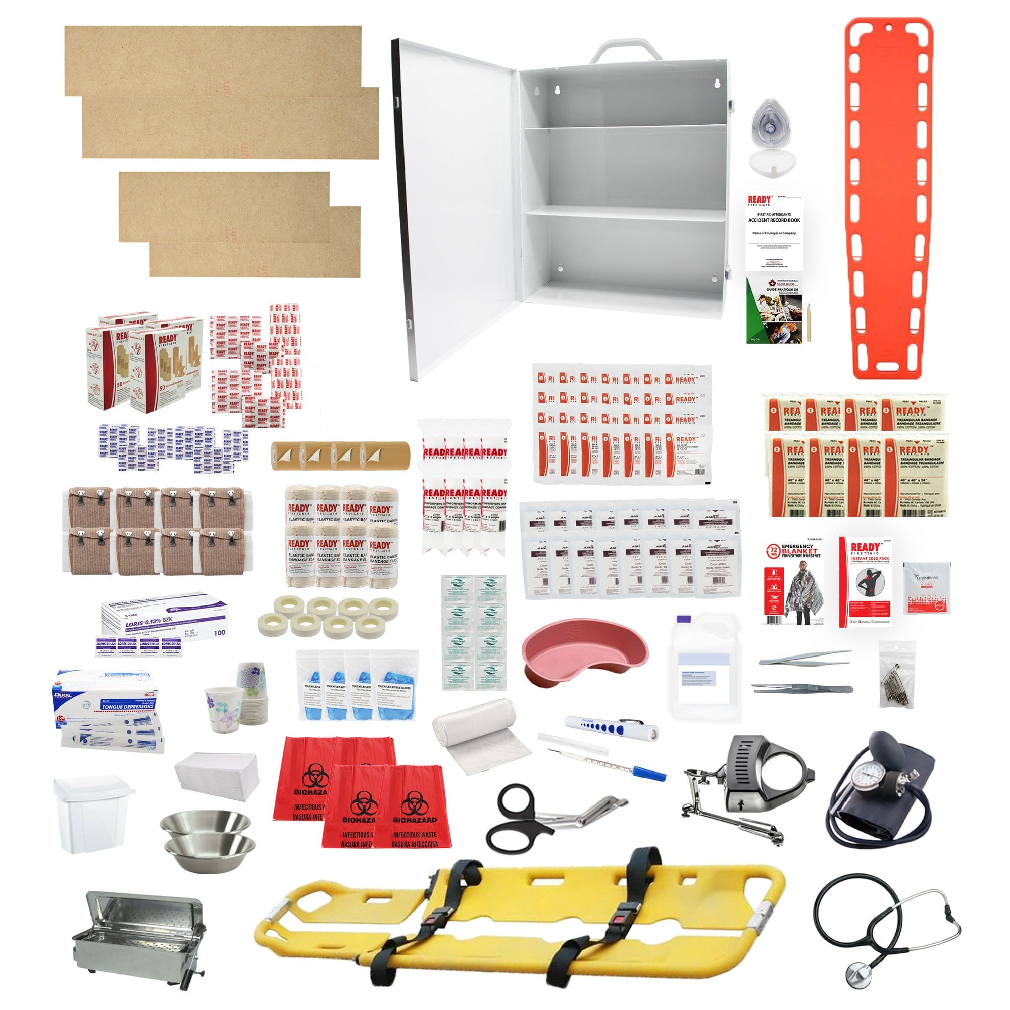 Manitoba Standard First Aid Room