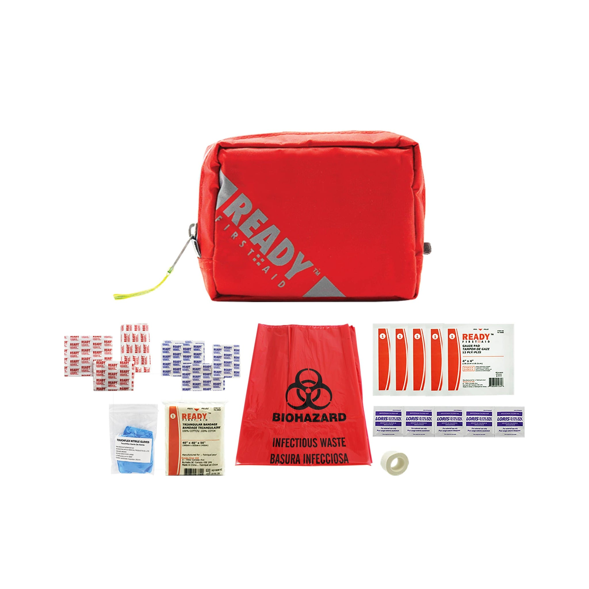 Manitoba Personal First Aid Kit