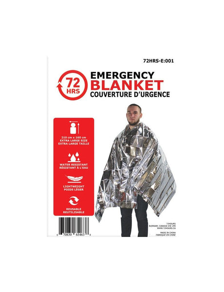 72HRS Extra Large Thermal Blanket