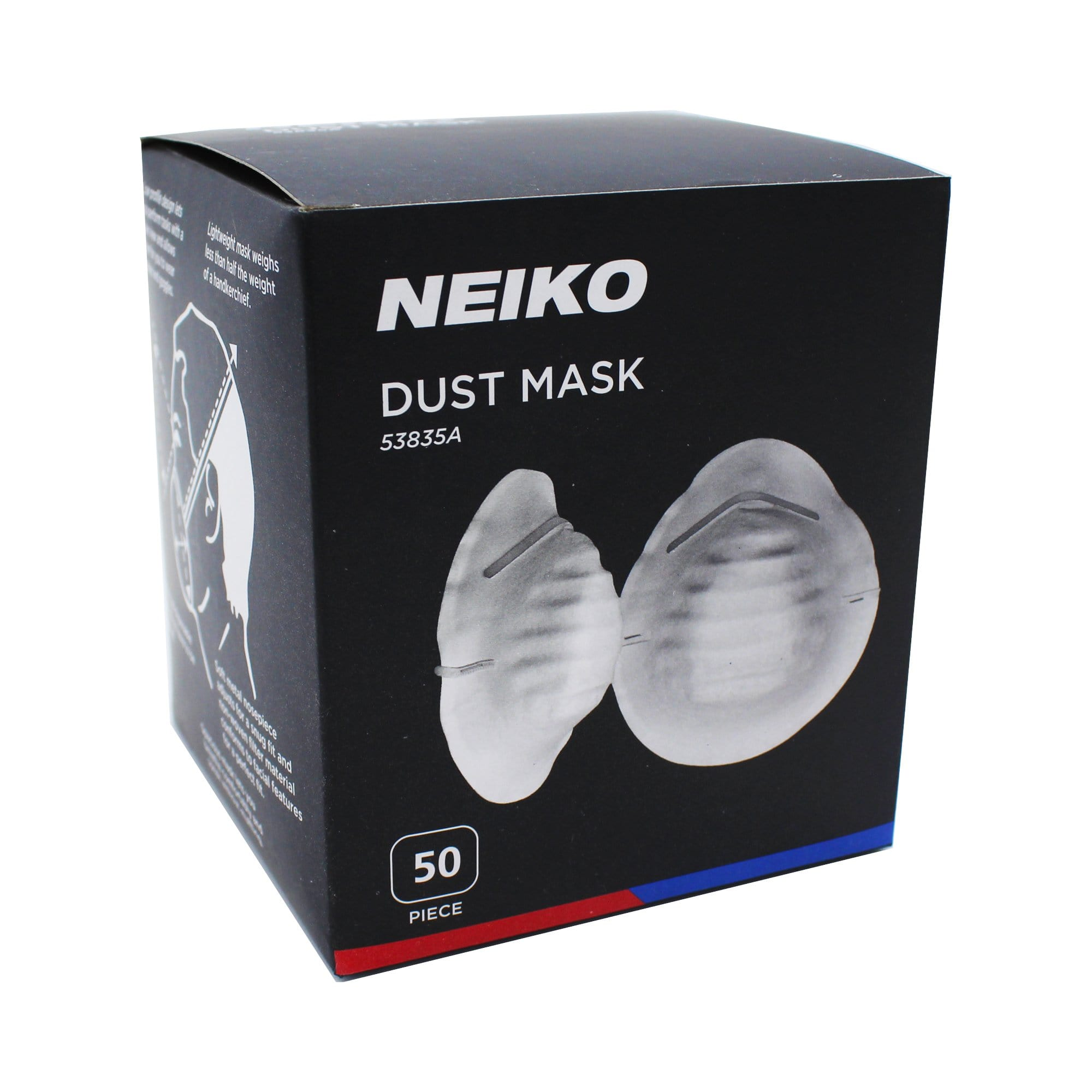NEIKO Dust Mask Pack of 50