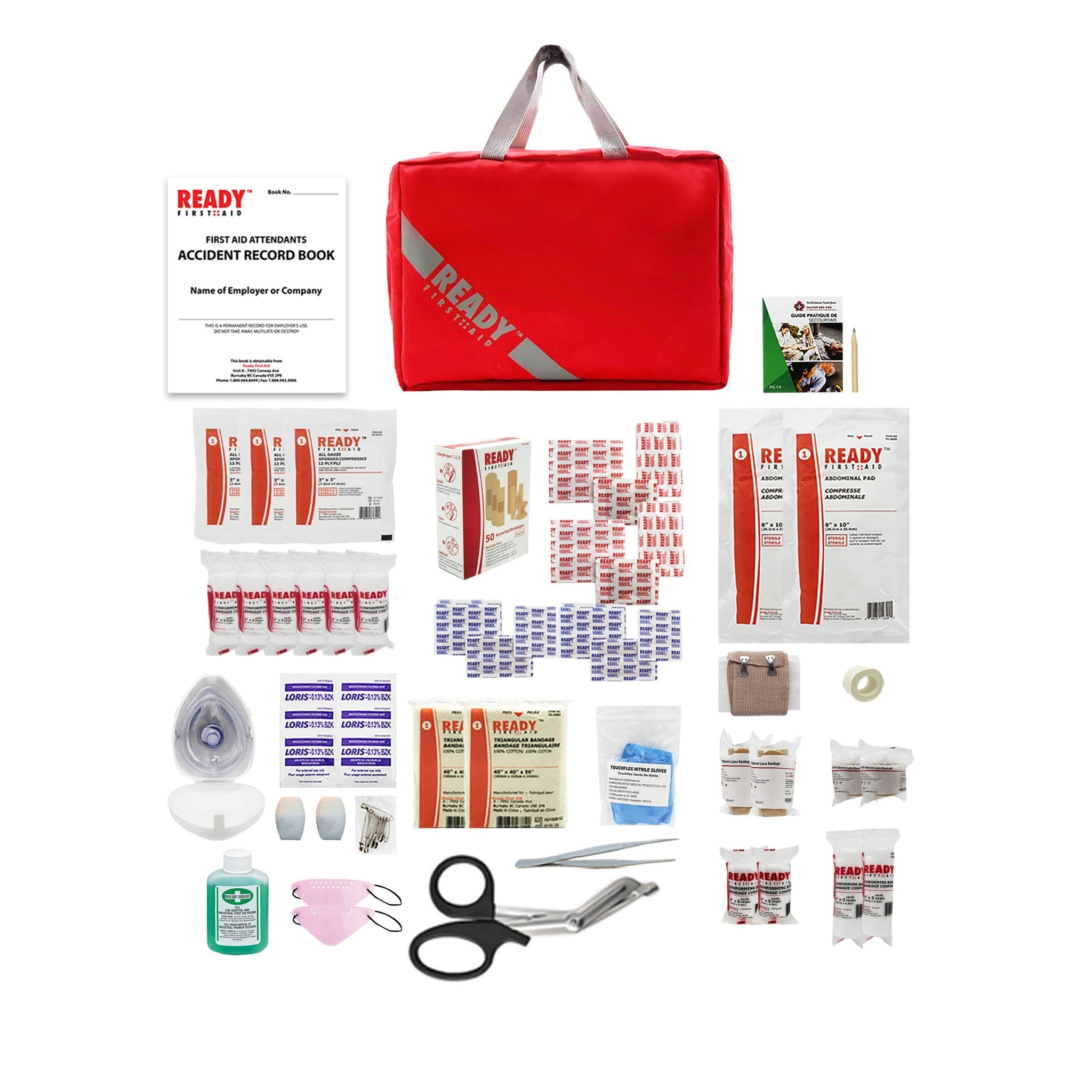 Northwest Territories Level 1 First Aid Kit