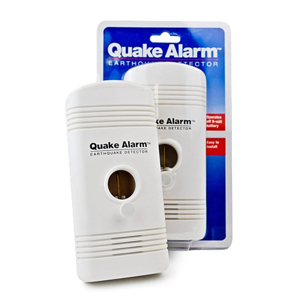 Earthquake Detector- Quake Alarm™