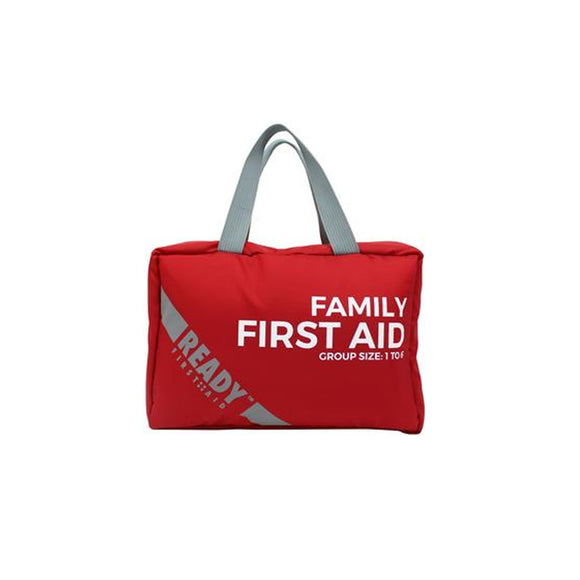 Ready First Aid Family Kit - Group Size 1 to 6