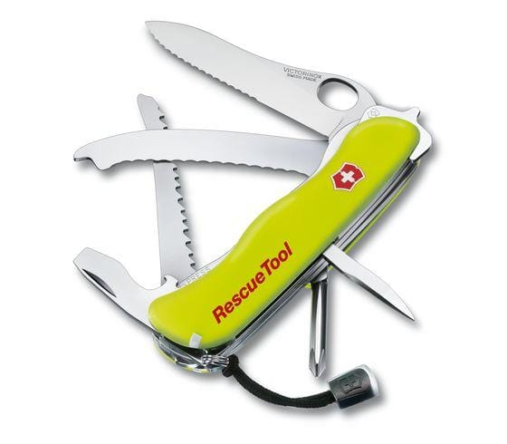 stayglow Swiss Army Knife, Rescue Tool - Victorinox