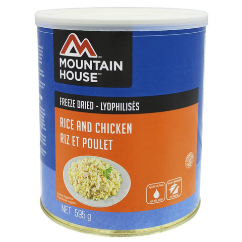 Rice and Chicken #10 Can (Mountain House®)