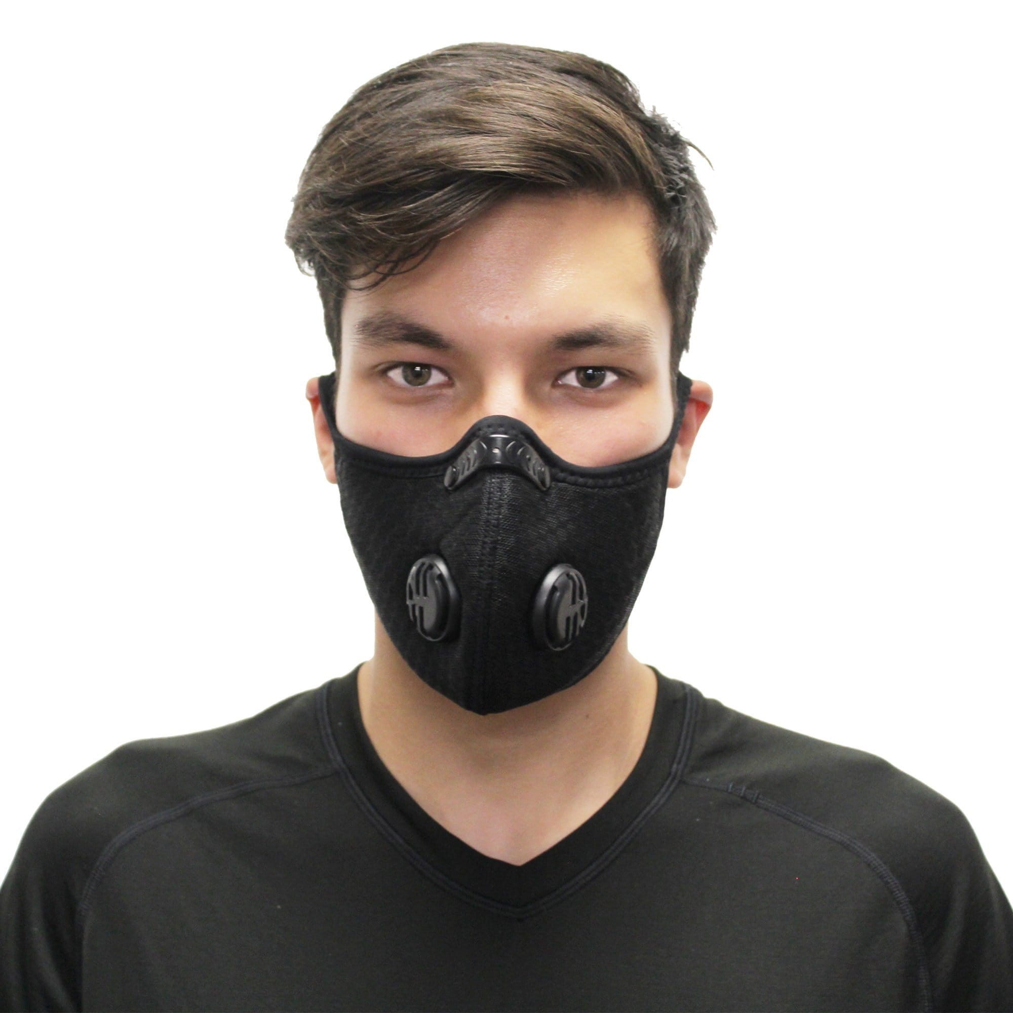 Sports Mask with KN95 Filter and Exhalation Valves