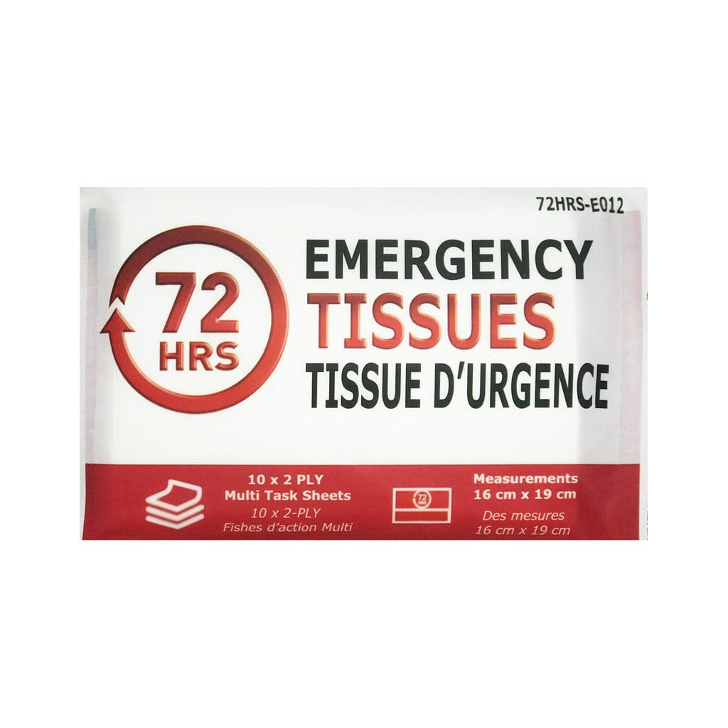 72HRS Tissue Pack