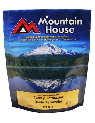 Turkey Tetrazzini - Two Serving  (Mountain House®)