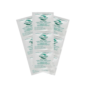 Wet Naps, Hand Cleaning Towelettes (100 per pack)