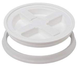 Gamma Seal Lid - White (3.5 to 7.9 Gallon Bucket)