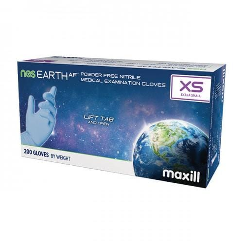 Nitrile Gloves - nes EARTH AF maxill