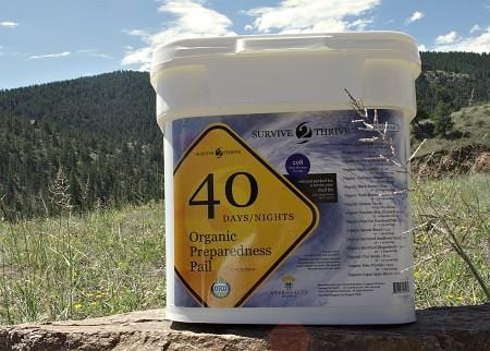 Survive2Thrive 40 Day/Night Bucket Outdoors