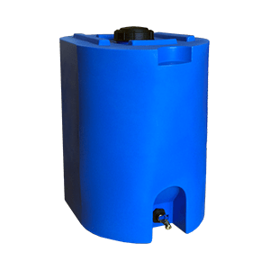 55 Gallon Barrel Water Storage Tank
