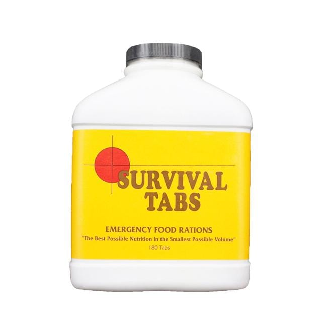 Survival Tabs (GLUTEN FREE) - Chocolate