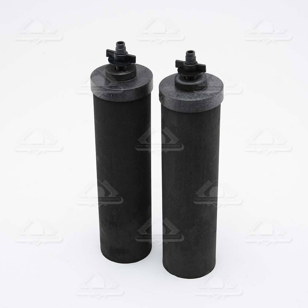 Black Berkey Purification Elements (set of 2)