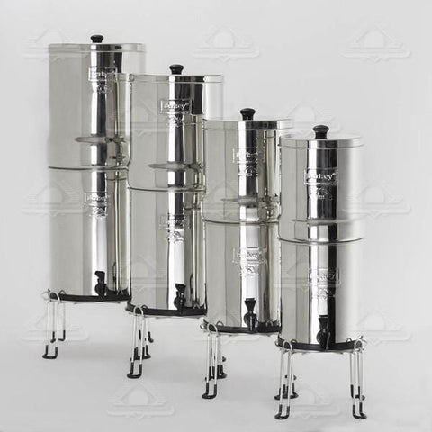 Stainless Steel Berkey Base