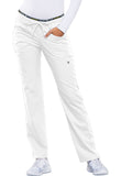 Photo of White Cherokee CK003 Mid Rise Straight Leg Pull-on Pant