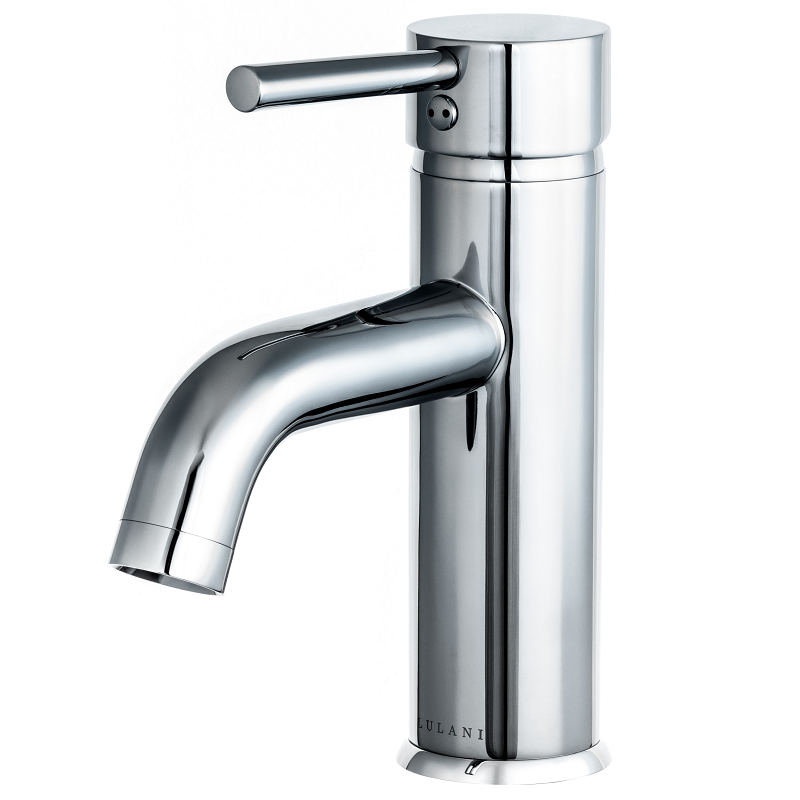 St. Lucia - Commercial grade bathroom faucet, Chrome finish | Lulani