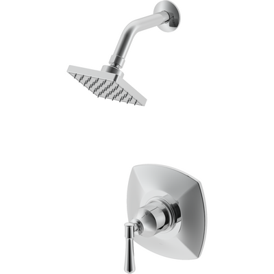 Aurora Collection - Shower Trim Kit.  Chrome Finish | Lulani