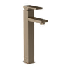 Boracay - Single handle vessel faucet, Brushed Nickel Finish | Lulani