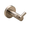 St. Lucia Collection Robe Hook, Brushed Nickel Finish | Lulani Faucet Company