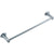 "Bora Bora - 18"" bathroom towel bar.  Chrome finish 