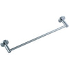 St. Lucia Collection - 24 inch bathroom towel bar.  Chrome finish | Lulani faucet company