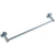 St. Lucia collection - Bathroom towel bar 18 inch.  Chrome finish | Lulani