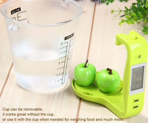 Digital Scale Cup