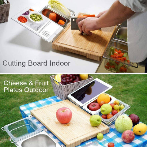 Image of Bamboo Cutting Board